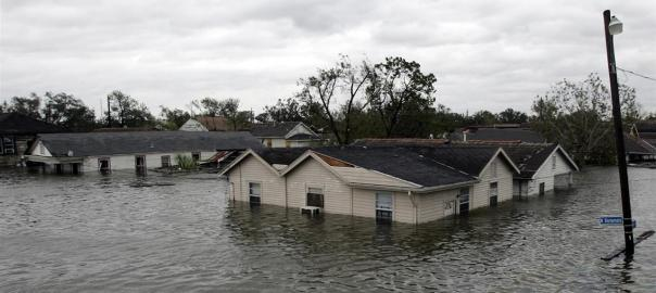 How to sell a house with flood damage