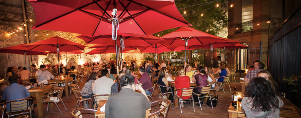 Top restaurants Houston, Tx