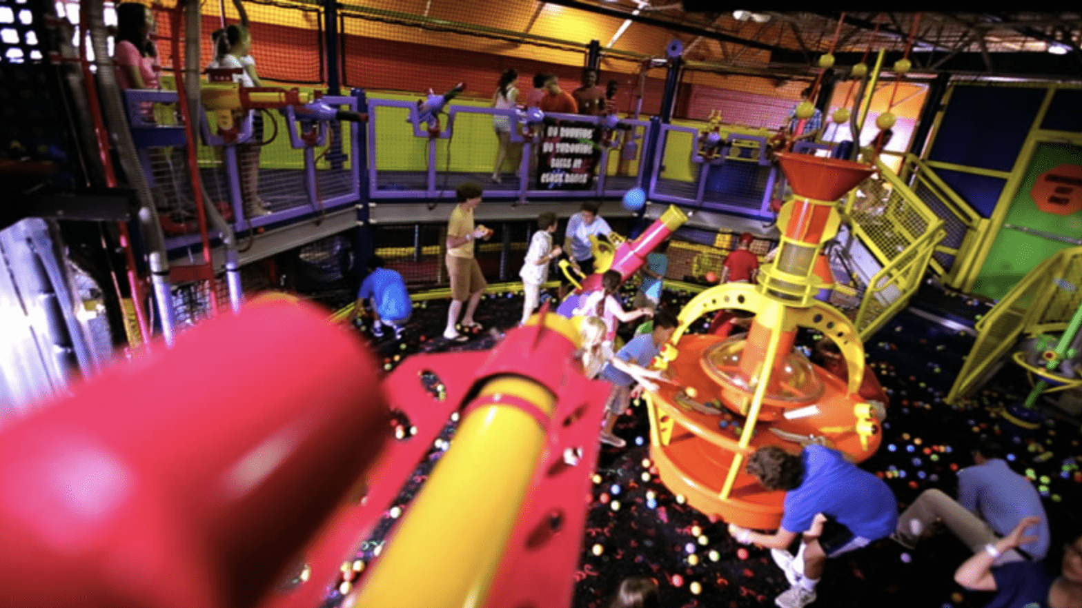 FunPlex Amusement Park
